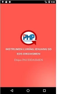Instrumen EDS SD Android