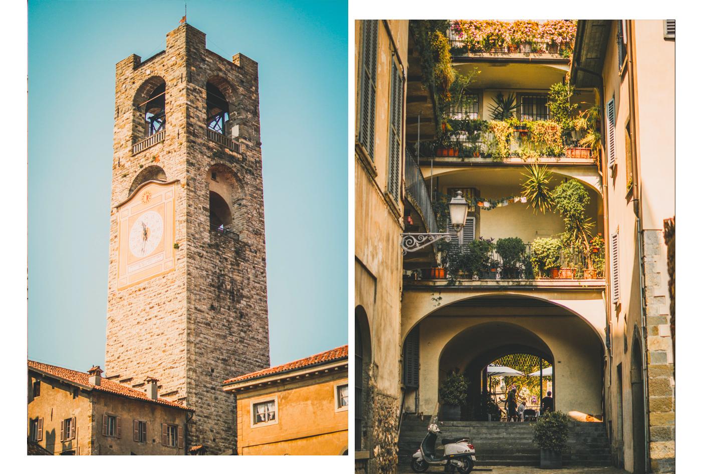 conseils visite Bergame Italie