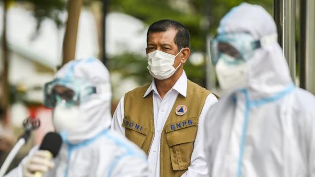 Ketua Satgas Covid-19 Minta Maaf soal Pembagian Masker di Acara Habib Rizieq