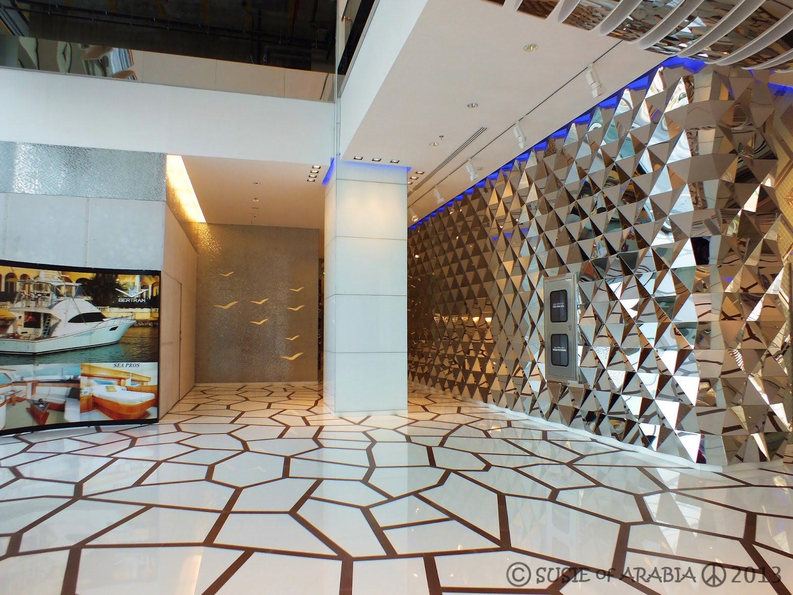 Jeddah Daily Photo Jeddah King S Road Tower Lobby Interior