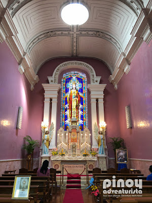 Tourist Spots in Macau Cathedral