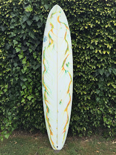 San Clemente Surfboards by Paul Carter