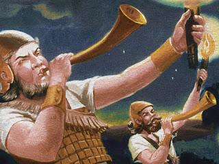 pregação sobre Gideão