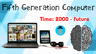 Fifth Generation of Computer : Artificial Intelligence (2000 - present)