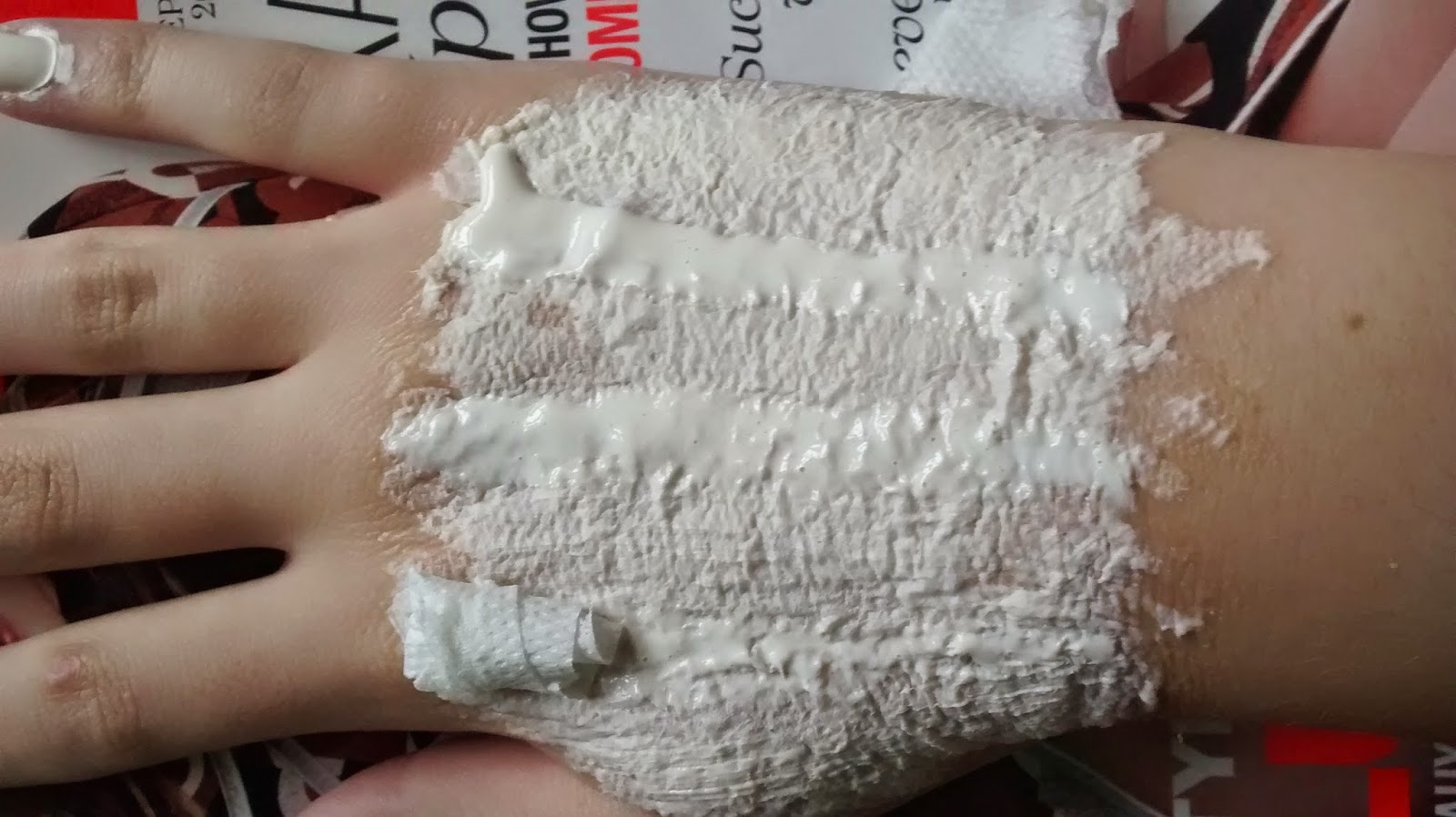 Ripped Hand FX Tutorial