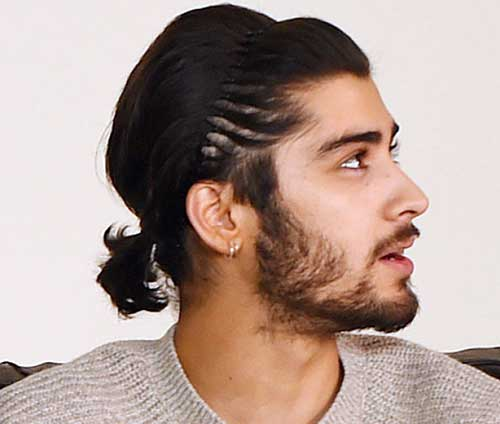 Ponytail Haircuts Best 40 Ponytail Hairstyles For Boys