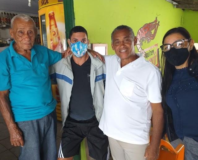 FINAL FELIZ: ASSISTÊNCIA SOCIAL DE ITAMBÉ PROMOVE REENCONTRO EMOCIONANTE ENTRE HOMEM, DESAPARECIDO HÁ MAIS DE 5 ANOS, E SUA FAMÍLIA