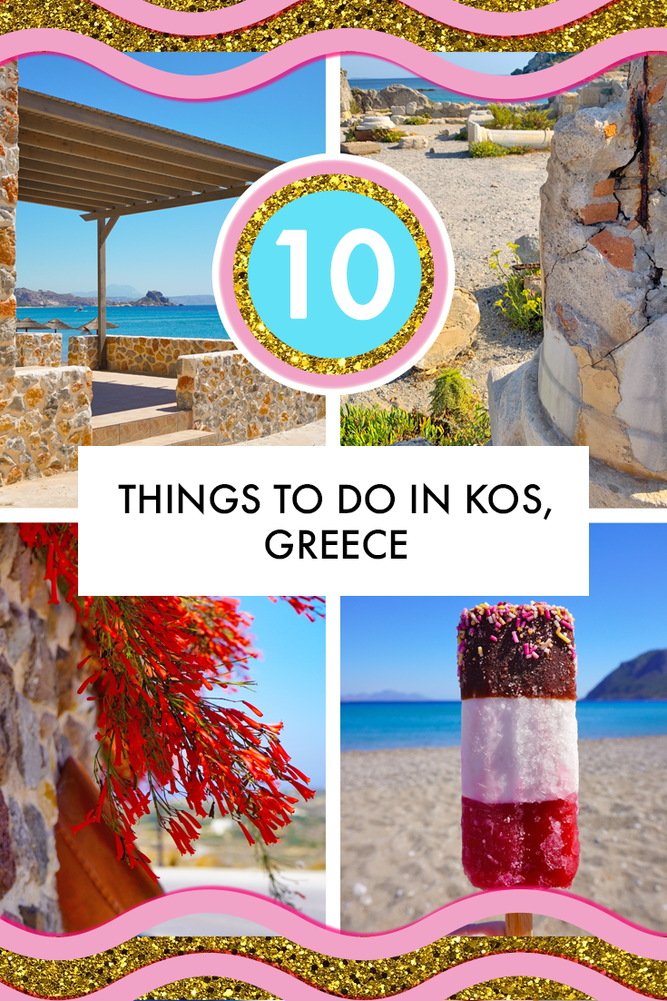 10 things to do in Kos, Greece