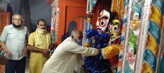 भगवान श्रीजगन्नाथजी हुए स्वस्थ, कल से खुल जाएगा दरबार | #NayaSabera