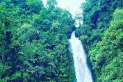 5 Foto Curug Cisarua Cilawu Garut | Rute Lokasi & Info Tiket