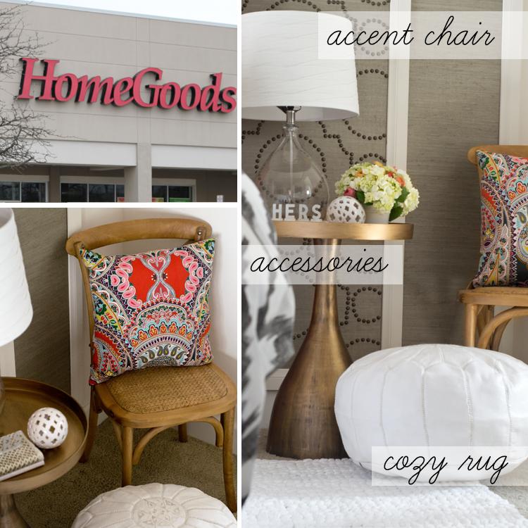 Home Goods Wall Decor: How To Build A Custom Headboard With Arms {Sarah M.Dorsey