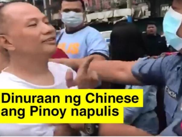 WATCH: Chinese National nahulihan ng Druga, nandura ng Pulis