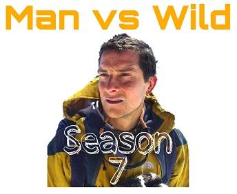 Man vs Wild Season 7 Bear grylls in hindi all episodes