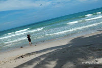 pantai matras bangka