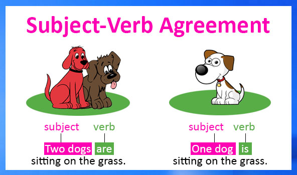 Learning english in ohio subject verb agreement subject verb agreement platinumwayz