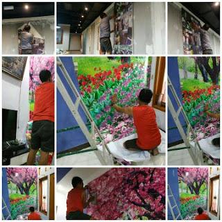 Toko Wallpaper Dinding Di Cikupa