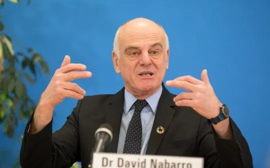 Covid-19 pandemic has just begun: WHO envoy Nabbaro