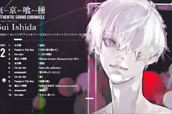 Tokyo Ghoul AUTHENTIC SOUND CHRONICLE Compiled by Sui Ishida