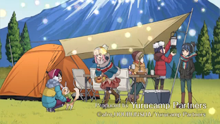 Yuru Camp (01 – 12) • Subtitle Indonesia
