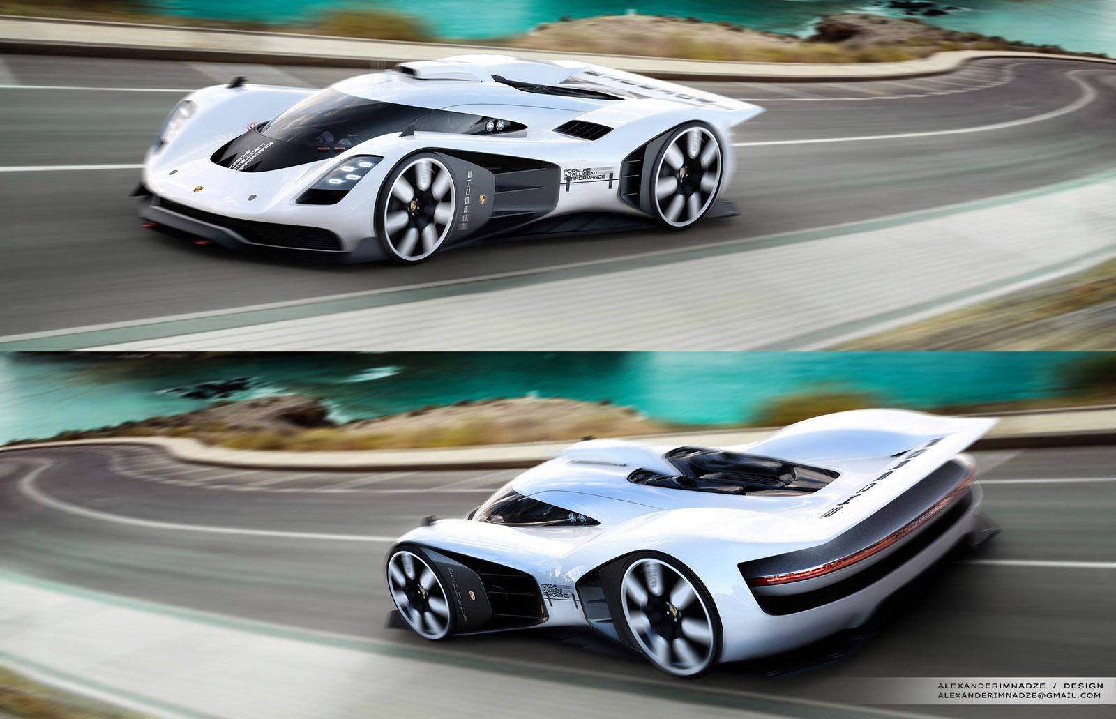 Porsche 906/917 Concept Is One Designer's Stunning Vision ...  Porsche 906/917...