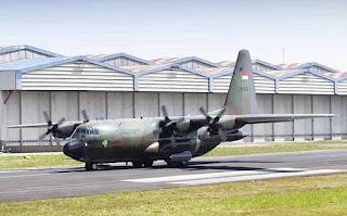 Panglima TNI Kirim 2 Hercules ke Wamena