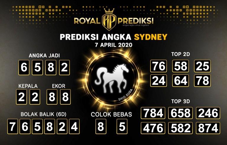 royal prediksi angka sidney