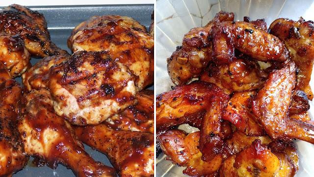 Ayam Bakar Berempah