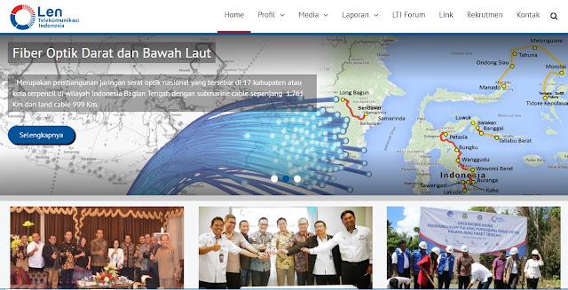 Lowngan Kerja Terbaru Online, PT Len Telekomunikasi Indonesia Posisi Sebagai Staf Bagian SDM, Staf Bagian Akuntansi Terbaru 2018