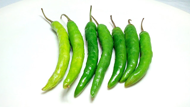 Amazing Health Facts About Green Chili