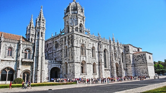 Mosteiros dos Jerônimos