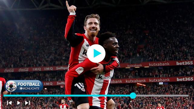Athletic Club vs Granada – Highlights