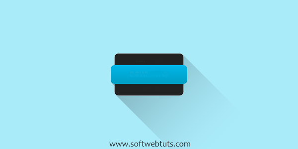 Animated Css3 Button With Reaveling Animation
