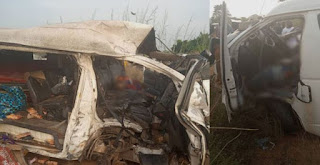 SEVEN DIE AS VEHICLE CONVEYING DELTA WEDDING GUESTS SOMERSAULTS