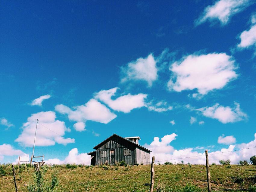 casa de madeira - serra gaucha