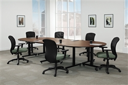 ConnecTABLES Configuration with Sizzle Chairs