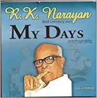 My Days by RK Narayan