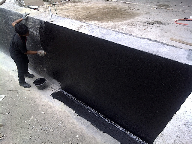 Waterproofing Coating Mencegah Bocor