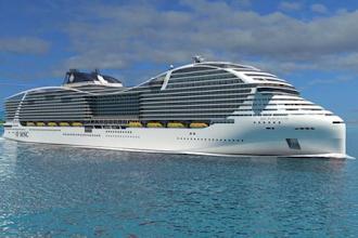 Msc, accordo per altre due mega navi con Stx France