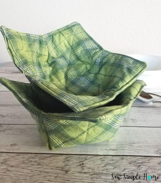 bowl cozy pattern