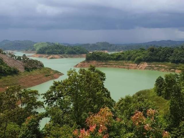 Bikin Waow! Pesona Wisata Tanjung Harapan Batu Tegi