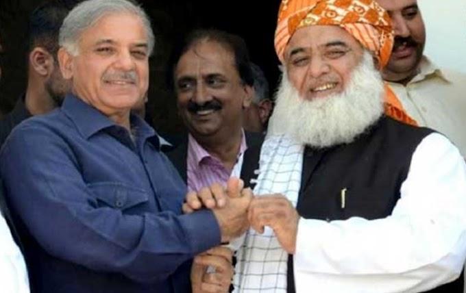 Fazlur Rehman to meet Shehbaz Sharif on Oct 18 in Lahore