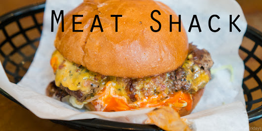 Food: The Meat Shack, Birmingham
