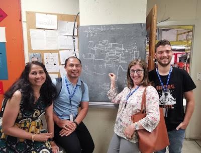 Jejak Higgs Boson di CERN - Hari 11/14 (Antimatter Factory)