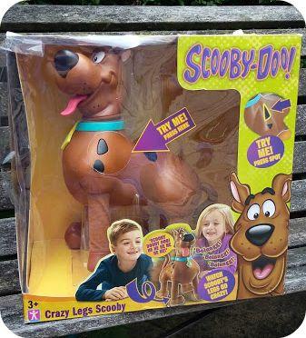 Scooby-Doo Crazy Legs
