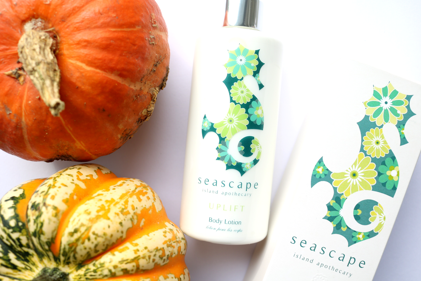 Seascape Island Apothecary Uplift Body Lotion
