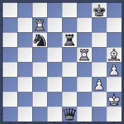 Tata Steel: Magnus Carlsen rate un mat en 3 coups