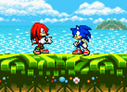 Sonic vs Knuckles Online