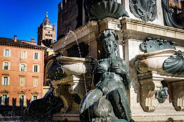 Dom z Kamienia Piazza Maggiore Bolonia