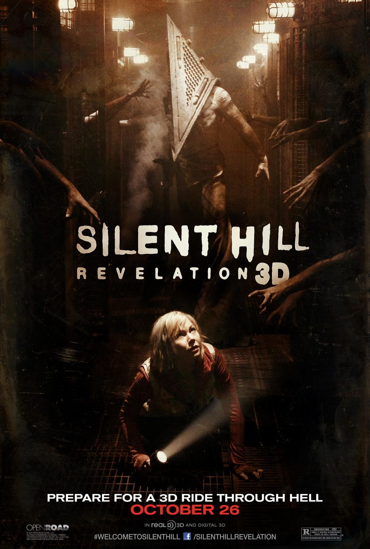 Nonton Film Silent Hill Revelation 3D (2012)