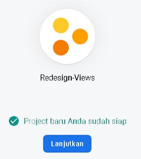 Loading Pembuatan Projek